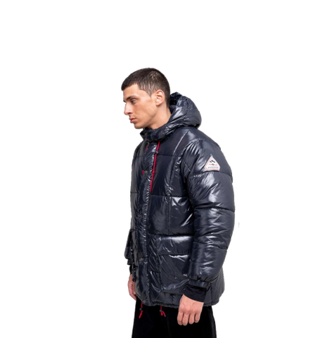 L'Audoubert Down Jacket, Deep Ink
