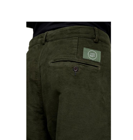 X Universal Works Military Chino, Dark Olive