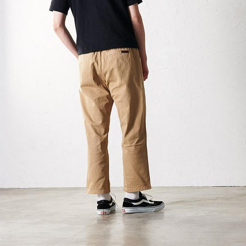 Loose Tapered Pants, Chino