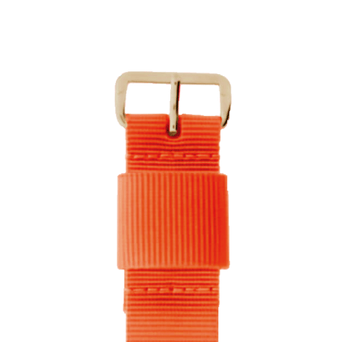 20 x 250mm USM Nylon Strap, Orange