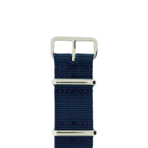 20 x 280mm GB Nylon Strap, Navy