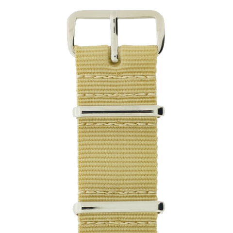 20 x 280mm GB Nylon Strap, Sand