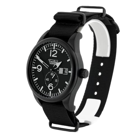 Harrier 386 GB Nylon, Black