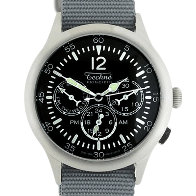 Merlin 296 GB Nylon, Grey
