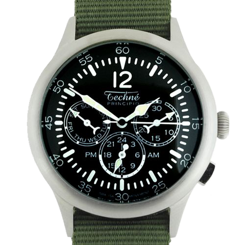 Merlin 296 GB Nylon, Olive