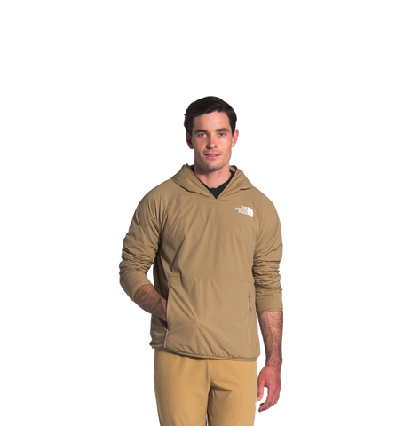 M's Active Trail Insulated Pullover, Moab Khaki