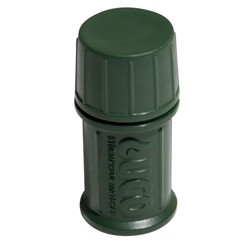 Stormproof Match Kit, Dark Green