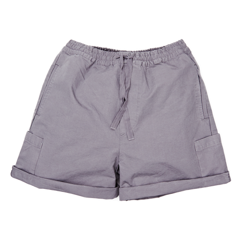 Climbing Wide Shorts, Light Grey
