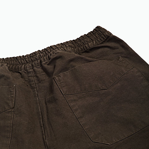 Climbing Wide Shorts, Forest Green