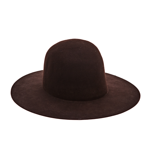 Felt Hat, Brown