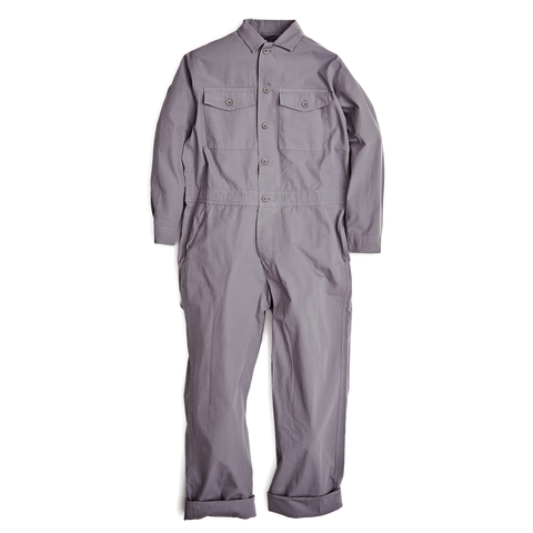 Climbing Jumpsuit, Light Grey