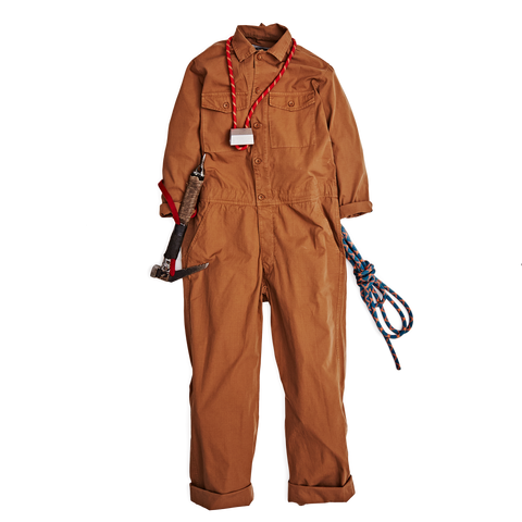 Climbing Jumpsuit, Coyote