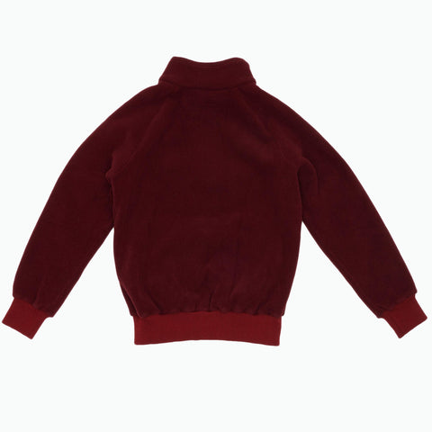 Battenwear Warm-Up Fleece in Bordeaux at Westerlind