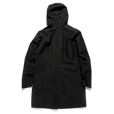 W's Marple Coat, Rock Black