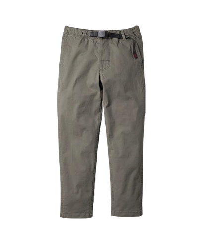 Women's Tapered Pants, Khaki Grey