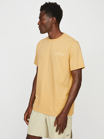 Hill City Graphic Tee (S20PPUP), Light Yellow