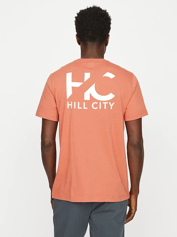 Hill City Graphic Tee (S20PPUP), Light Orange