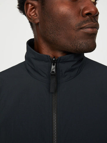 Reversible Hydro Fleece Jacket (S20PPUP), Black