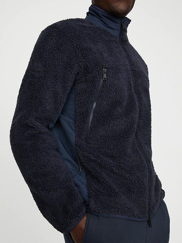High Pile Jacket (S20PPUP), Basic Navy