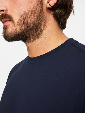 Performance Supima Tee (S20PPUP), Navy