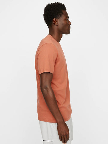 Performance Supima Tee (S20PPUP), Light Orange