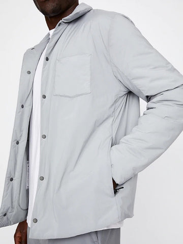 Thermal Light Shirt Jacket (S20PPUP), Grey