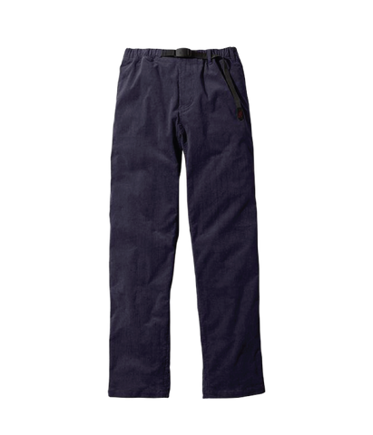 Corduroy Gramicci Pants, Double Navy
