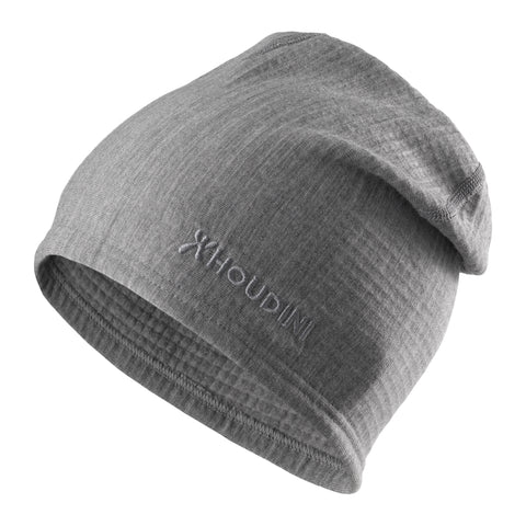Wooler Top Hat, College Grey