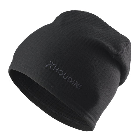 Wooler Top Hat, True Black