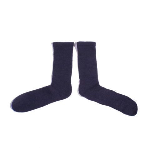 200g Merino Wool Socks, Navy