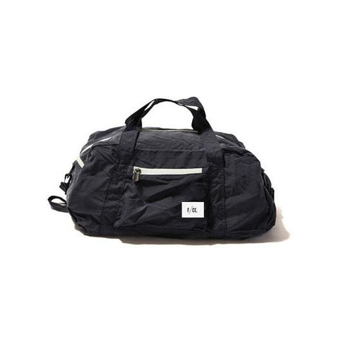 Wash Nylon Packable 3-Way Boston, Black