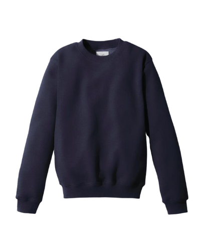 Sweat Shirts, Double Navy