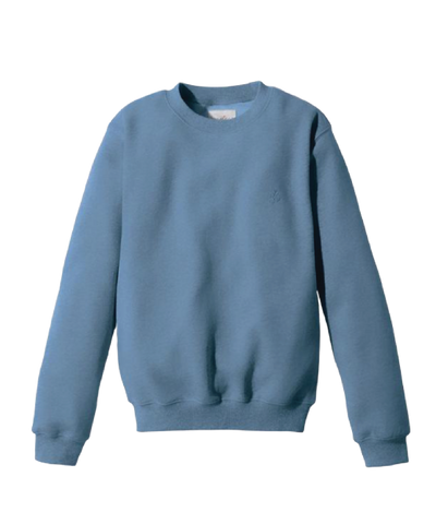 Sweat Shirts, Smokey Blue