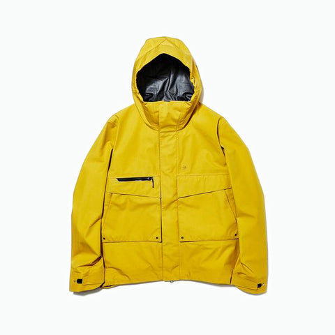 Gore-Tex Mountain Jacket, Yellow