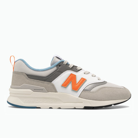 Men's 997H, Rain Cloud / Dark Mango
