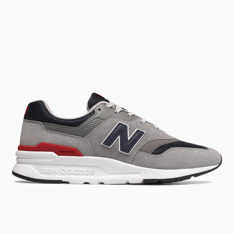Men's 997H, Team Away Grey / Pigment