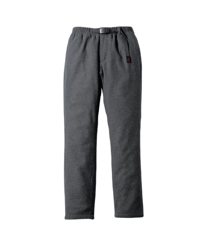 Wool Blend Gramicci Pants, Heather Charcoal