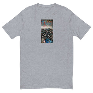 "*T-shirt Short Sleeve ""finding flow"