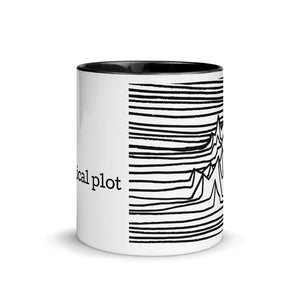 -coffee mug mt. lines