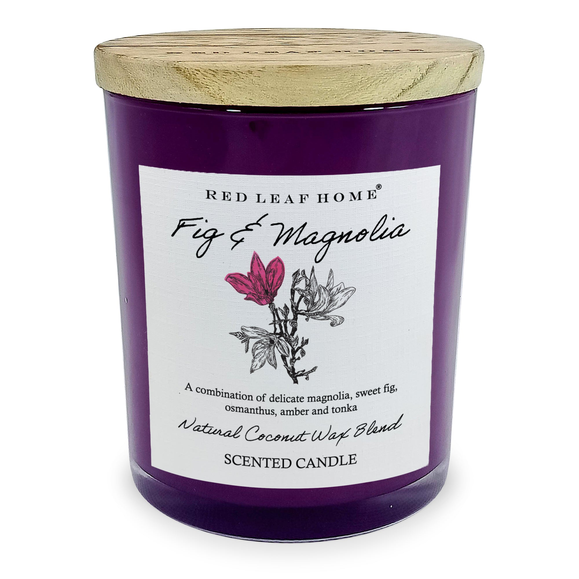 Fig and Magnolia Candle