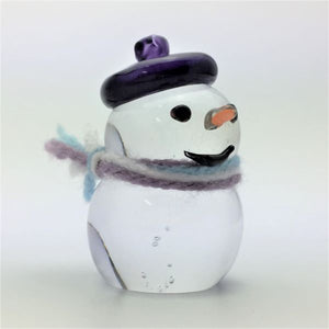 SNOW MAN (PURPLE)