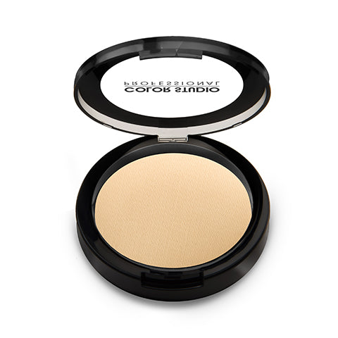 Matt HD Compact Powder - 101 Transparent - COLORSTUDIOMAKEUP