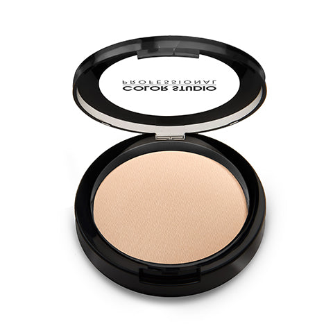 Matt HD Compact Powder - 104 True Ivory - COLORSTUDIOMAKEUP