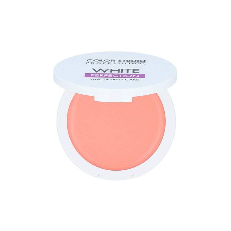 Whitening Base Makeup Mattifying Cake - COLORSTUDIOMAKEUP
