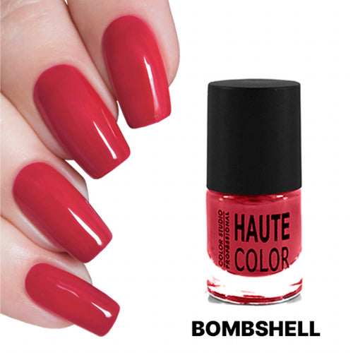 Haute Nail Color - Bombshell - COLORSTUDIOMAKEUP
