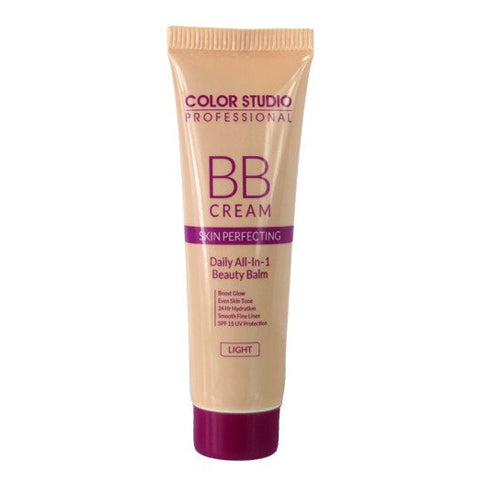 Light - BB Cream - COLORSTUDIOMAKEUP