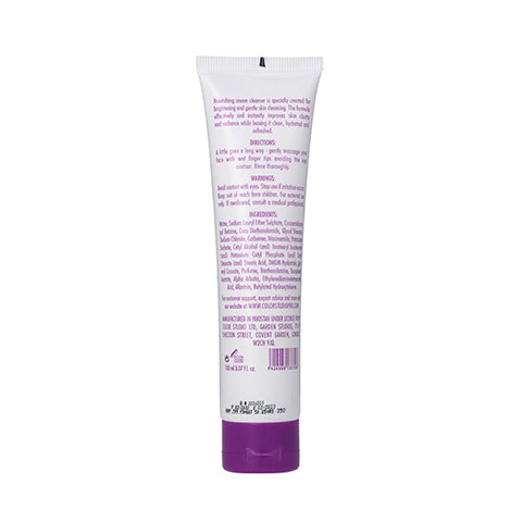 Nourishing Cream Cleanser - COLORSTUDIOMAKEUP