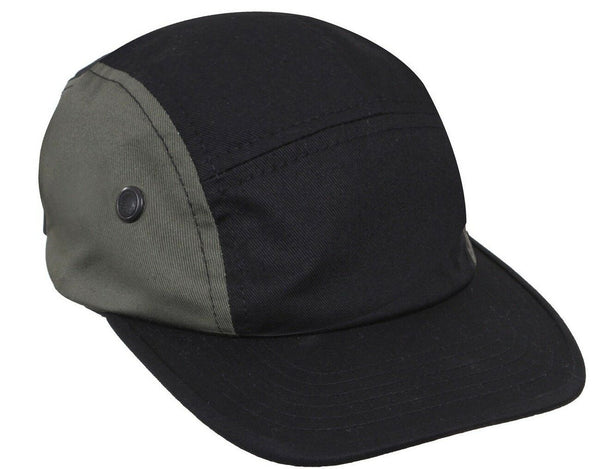 Street Cap Military Black Olive Drab Cotton Polyester Hat Rothco 9519