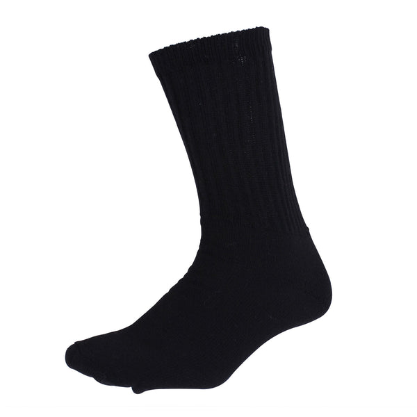 crew socks athletic style black brown white green rothco USA made rothco 6439
