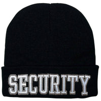 watch cap winter hat security embroidery rothco 5342